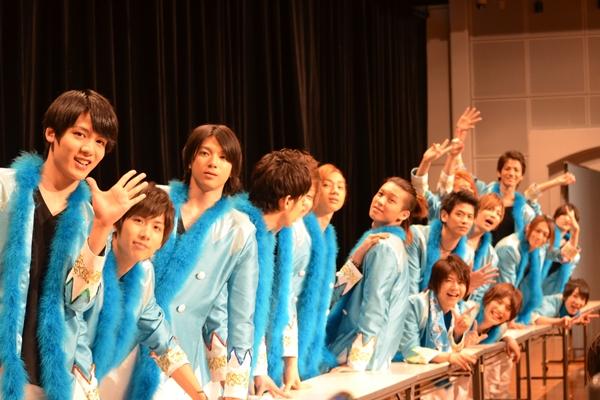 <p>『TV・局中法度!』DVD・CD購入者対象スペシャルイベントの模様</p>