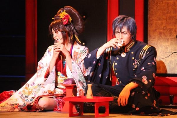 <p>加藤和樹主演ニコニコミュージカル第10弾「音樂劇 千本桜」</p>