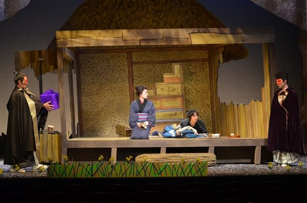 藤井隆&福田沙紀&鈴木裕樹で送る井上ひさしのブラックユーモア上演中