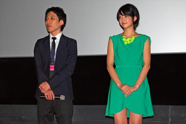 <p>第14回全州(チョンジュ)国際映画祭における映画「風切羽~かざきりば~」上映の模様。あるシーンに挿入されたワンカットの意図、など細かい部分についても熱い質問が</p>