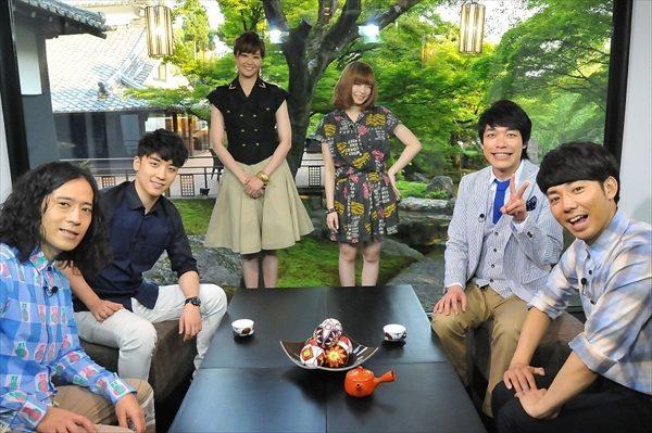 「関西大好き!」V.I、綾部らが女子のファッションに熱視線