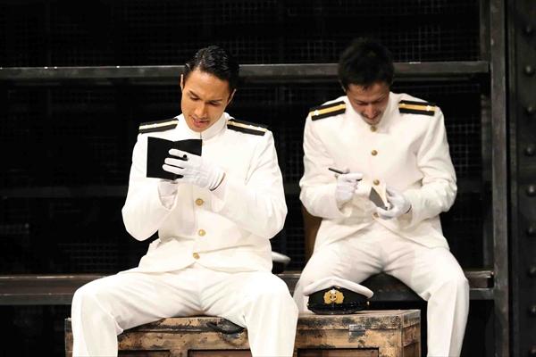 潜水艦を舞台に繰り広げられる青春!劇団EXILEの「あたっくNo.1」再演決定