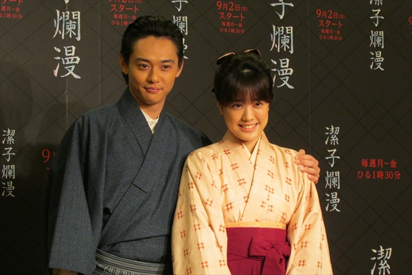 「ワンシーンワンシーンとても濃い」福田沙紀主演の新昼ドラは肉食系男女の物語