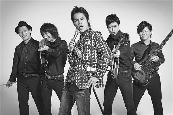 桐谷健太、THEイナズマ戦隊との豪華コラボでCDデビュー!