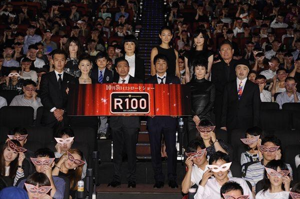 「今んとこ全部ウケてます」松本人志監督、最新作「R100」に自信