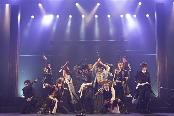 ついに土方歳三篇!ミュージカル『薄桜鬼』矢崎広、鈴木勝吾らコメント