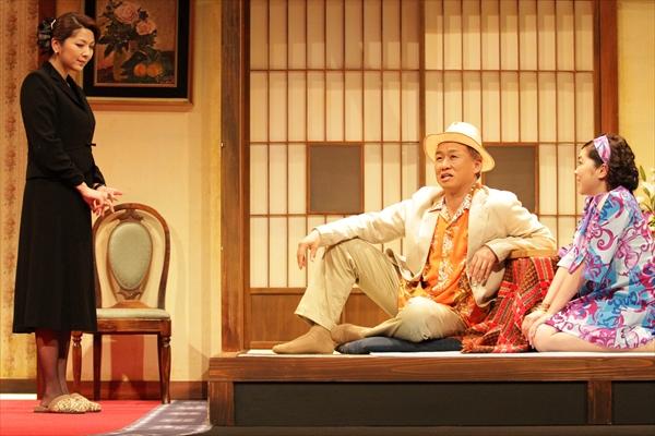 西村雅彦プロデュース舞台「ブラザーブラザー」開幕