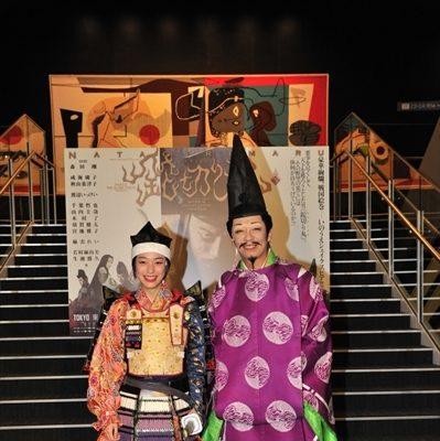 生瀬勝久も絶賛!舞台「鉈切り丸」主演・森田剛「悪役は楽しい」