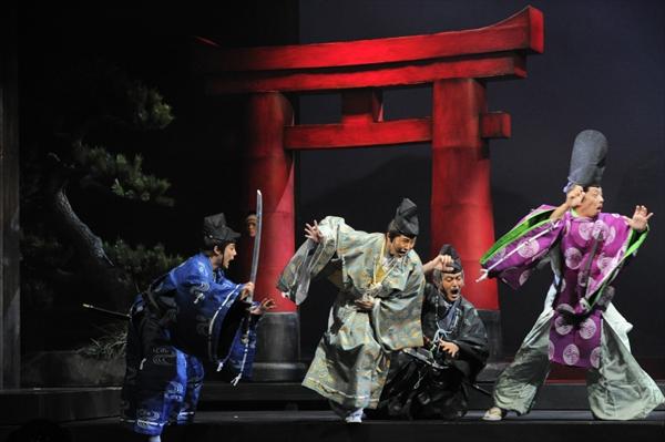 "<p>森田剛主演 PARCO THE GLOBE TOKYO present ""INOUE respects SHAKESPEARE 2013""「鉈切り丸」</p>"