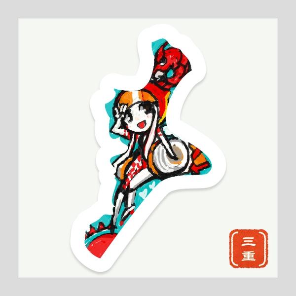 <p>「描こう!ニッポン」ユーザー様の投稿作品例</p>
