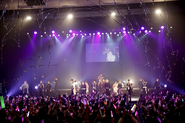 矢崎広、廣瀬大介、松田凌ら興奮!ミュージカル『薄桜鬼』HAKU-MYU LIVE大成功
