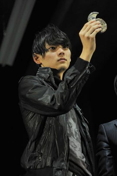 <p>流暢な英語を披露する場面もある主演の古川雄輝</p>