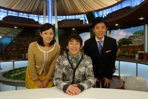 スポーツコメンテーター初挑戦の織田信成