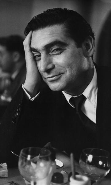 <p>ロバート・キャパ 1951年 ルース・オーキン撮影 東京富士美術館蔵 (c)International Center of Photography / Magnum Photos</p>