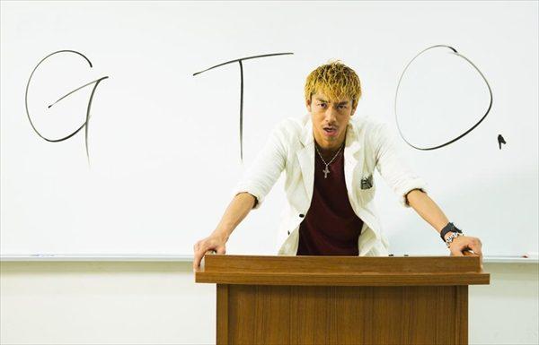 7月新ドラマ『GTO』放送決定!鬼塚の母校を舞台に新たなドラマを展開
