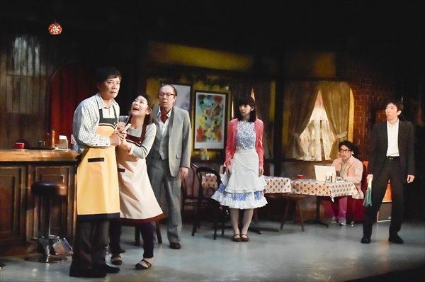 古田新太「感じの悪いお芝居…改め胸クソ悪いお芝居に乞うご期待」