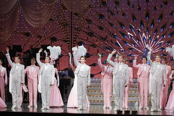 宝塚歌劇100周年!WOWOW番組ナレーション担当スターが集うスペシャル番組放送