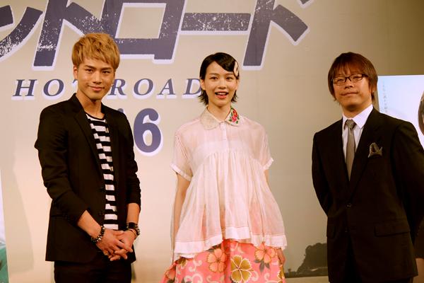 三代目JSB登坂広臣、映画初出演に「参加できて幸せ」
