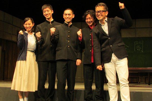 舞台「金閣寺」が5日に開幕!柳楽優弥「僕の代表作にする!!」