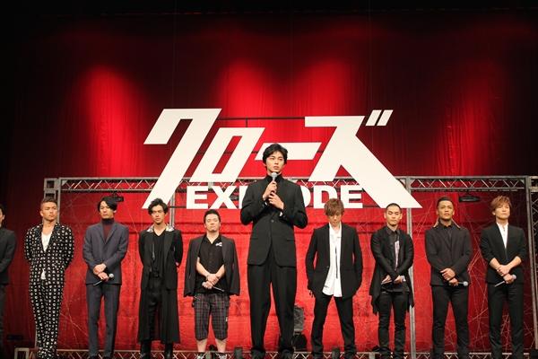 """三代目JSB・ELLY&岩田剛典、HIROから激励「""""EXILEイズム""""で」"""