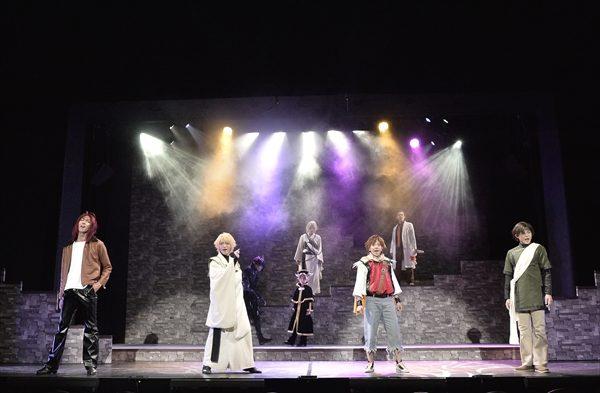 三蔵一行の新たなる旅を、須らく看よ!「最遊記」完全新作ミュージカル上演中