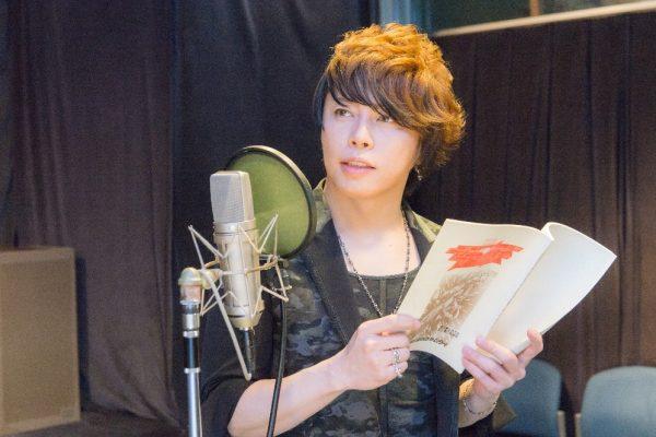 西川貴教がアニメ「ディスク・ウォーズ:アベンジャーズ」で声優に挑戦