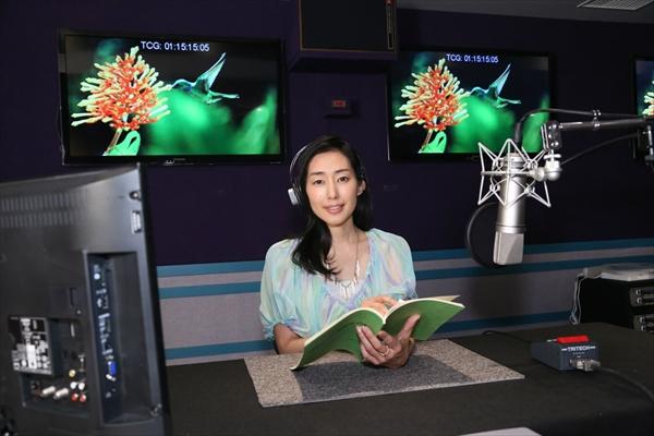 木村多江のナレーションで送る「ディズニーネイチャー/花粉がつなぐ地球のいのち」