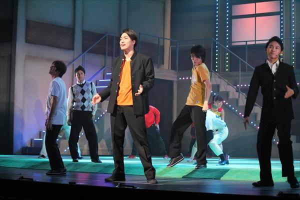 舞台「タンブリングFINAL」が絶賛公演中