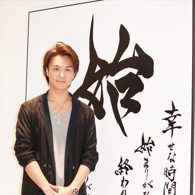 「ずっと夢見ていました」EXILE TAKAHIROが初の個展開催