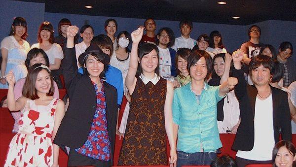 小林啓一最新作「ぼんとりんちゃん」舞台挨拶はオタクトーク全開!?