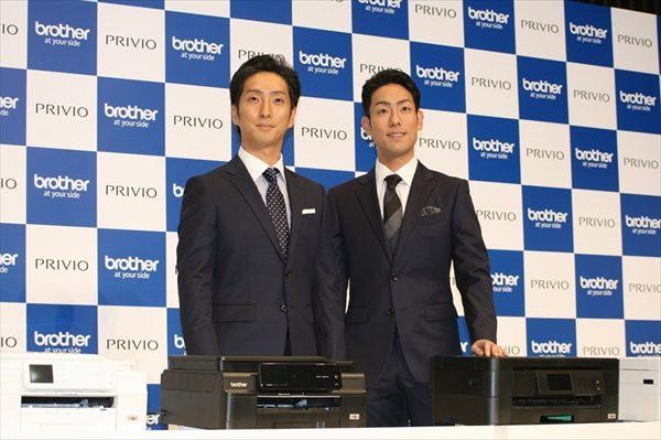 「照れくさかった」中村勘九郎・七之助兄弟が22年ぶりにCMで共演