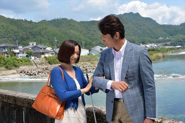 和久井映見が北川悦吏子作品に初出演!「不思議なようでとてもありがたい」