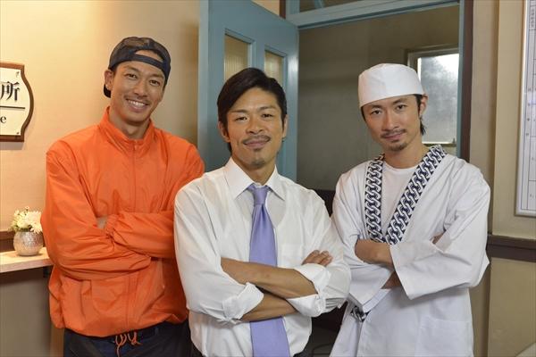 松本利夫主演ドラマ「ビンタ!」にMAKIDAI、AKIRAが友情出演
