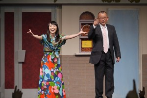 「鶴瓶のスジナシ」劇場公演WOWOWライブで放送