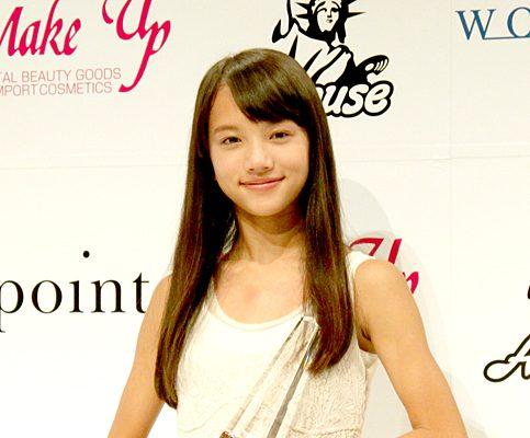 「アミューズオーディション2014」グランプリは12歳の清原果耶さん!