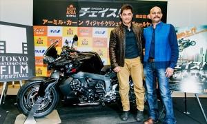 「東京を満喫したい」インド映画「チェイス!」主演アーミル・カーンが初来日