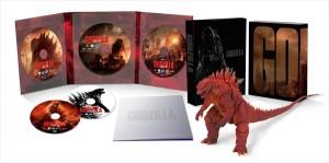 映画『GODZILLA ゴジラ[2014]』Blu-ray&DVD発売決定