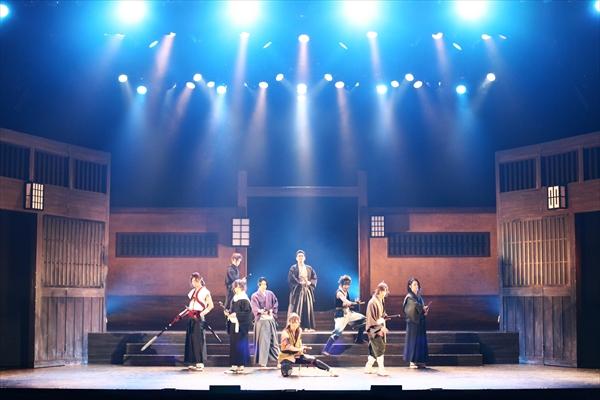 池田純矢「素晴らしいメンバーに恵まれた」ミュージカル『薄桜鬼』藤堂平助篇が開幕!