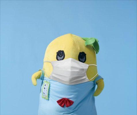 """ふなっしーを花粉症から救え!Mr.CONTACが""""くしゃみソング""""で応援"""
