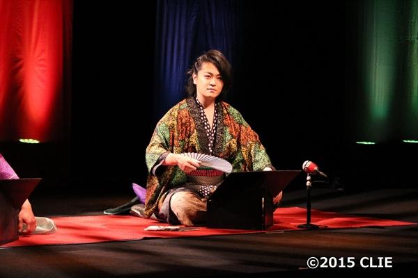 妖艶な着物男子にうっとり!?「ハンサム落語 第五幕」東京凱旋公演が上演中