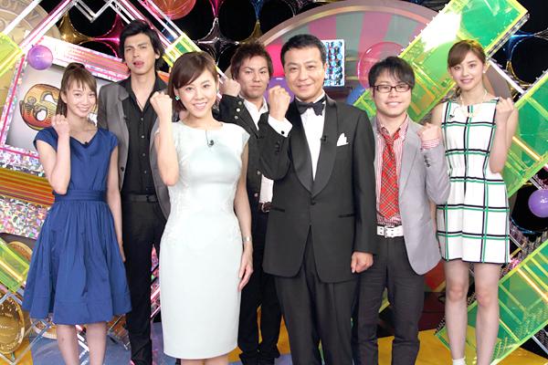 中山秀征、アレクに感心!?「お前、スターだな(笑)」賞金総額635万円「カジノNOTTV」生放送