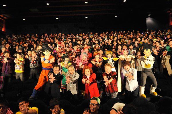 野沢雅子「悟空も世界に羽ばたいている」『ドラゴンボールZ 復活の「F」』世界で上映決定