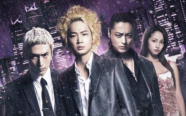 綾野剛主演の話題作『新宿スワン』劇場公開前にdTVで独占先行配信