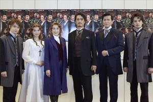 ミュージカル「シャーロック ホームズ2~ブラッディ・ゲーム~」公開ゲネプロ