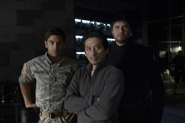 <p>「HELIX‐黒い遺伝子‐」(C)2014 Sony Pictures Television Inc. All Rights Reserved.</p>