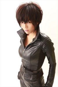 『KIRI-「職業・殺し屋。」外伝』に主演する釈由美子