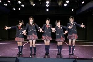 SKE48への正式加入が決定したドラフト2期生5名