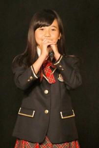 SKE48への正式加入が決定した上村亜柚香(チームS)