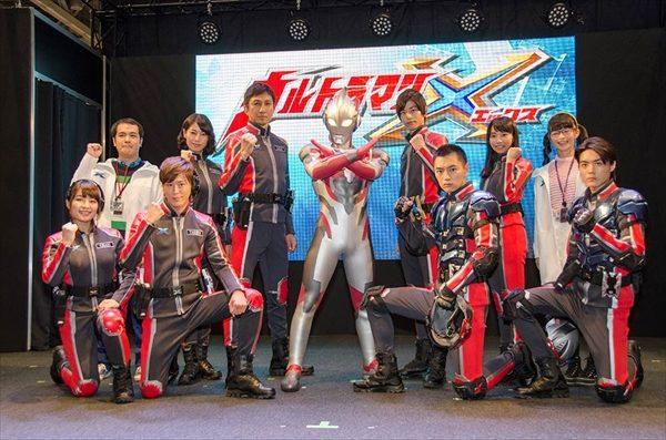 『ウルトラマンX』主演・高橋健介が断言「期待を必ず超える自信があります!」