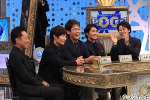 『オモクリ監督 ~O-Creator's TV show~』にTEAM NACSが登場